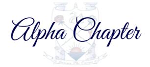Alpha Chapter