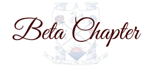 Beta Chapter