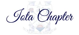 Iota Chapter