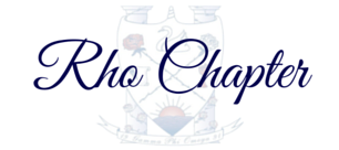 Rho Chapter