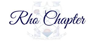 Rho Chapter