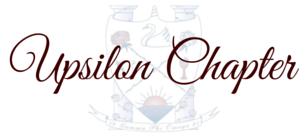 Upsilon Chapter